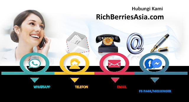RichBerriesAsia.com - Contact Us