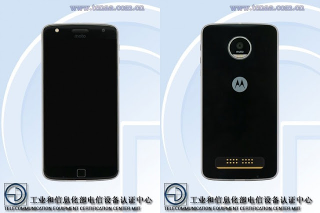 "Moto Z Play arrive TENAA certification: 3GB RAM, octa-core 2GHz CPU, 5.5"" FullHD display"