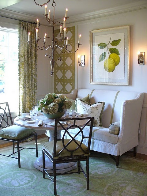 dining room banquette ideas | Breakfast Nooks: Kitchen Bench Seats / Banquettes - Driven ...