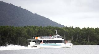 Turismo da  Ilha Comprida abre reservas para passeios com o Catamarã ao Marujá e Ponta Norte