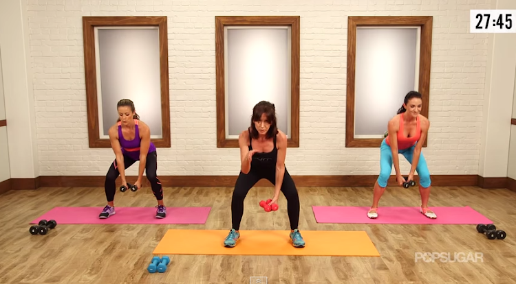 Workout da Semana: Cardio Pilates
