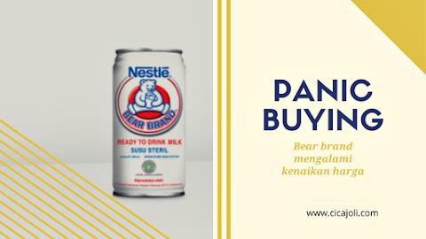 Panic buying saat Pandemic