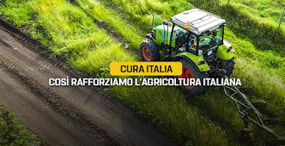 Con il Cura Italia rafforziamo l'agricoltura italiana - m5stelle.com - notizie m5s