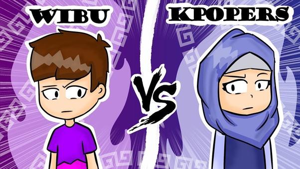 WIBU VS KPOPERS