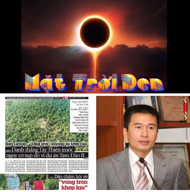 Số phận Tam Đảo trước bàn tay lông lá của Sun Group