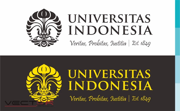 Logo UI (Universitas Indonesia) Landscape - Download Vector File SVG (Scalable Vector Graphics)