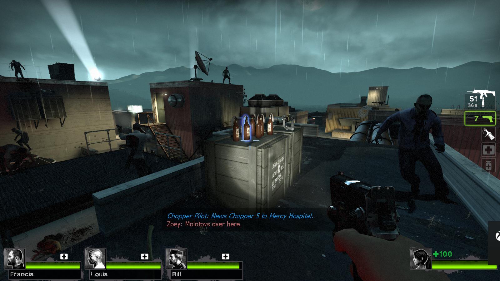 Game Review: Left 4 Dead & Comparison to Left 4 Dead 2 - Written By