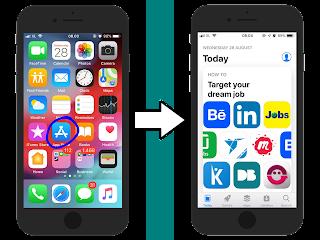 Apple AppStore yag Benar