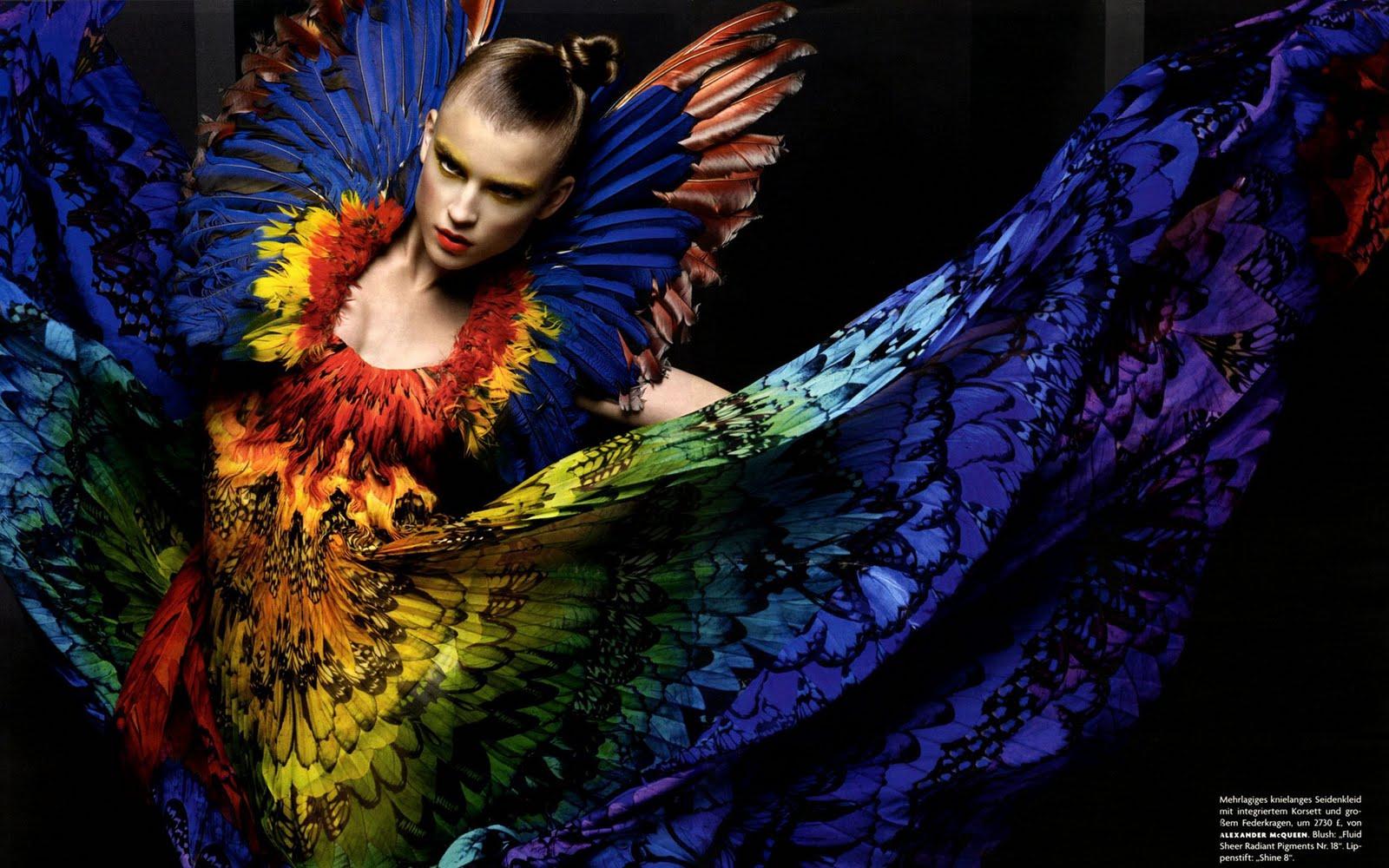 Wallpapers Photo Art: Fashion Wallpaper