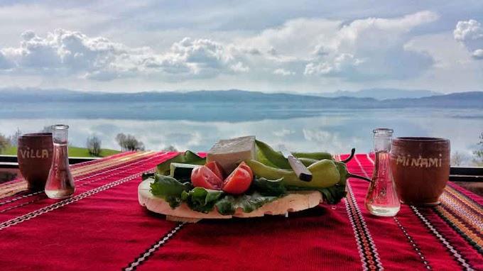 Mazedonische Küche: Top 6 Gerichte die zu Rakija passen