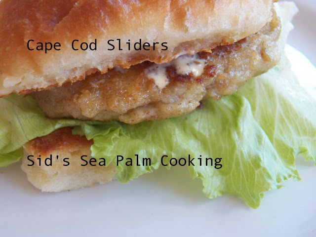 Cape Cod Sliders