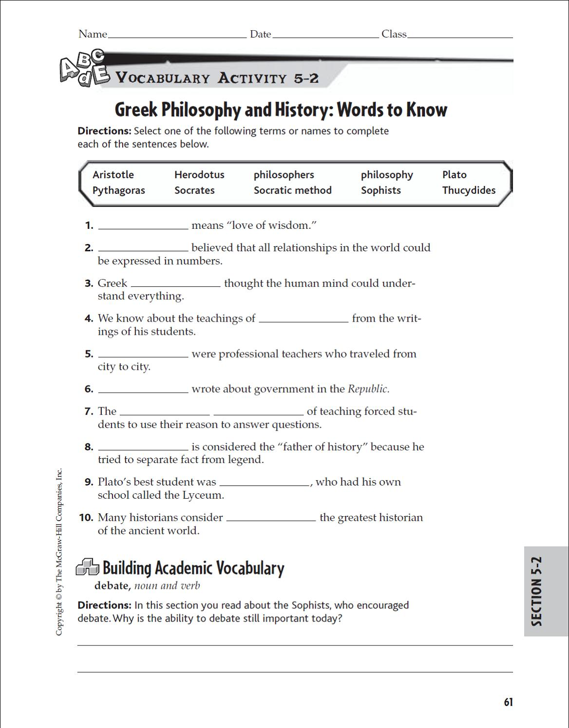 Guided Reading Activity 4 3 Classical Greece Answers