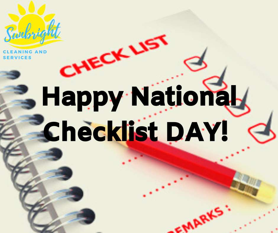 National Checklist Day Wishes Lovely Pics