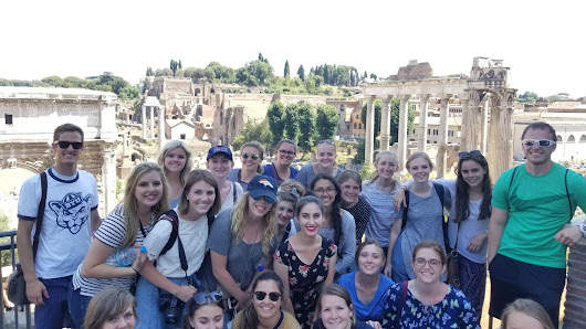 Rome, Classical sites