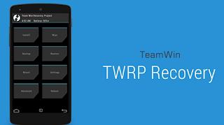 Cara Install TWRP Recovery di Xiaomi Redmi Note 4