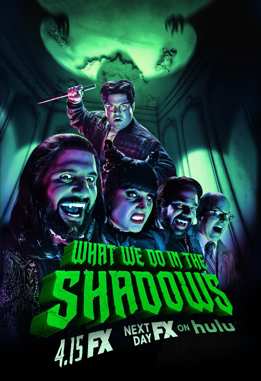 What We Do in the Shadows Temporada 1 Subtitulado 720p