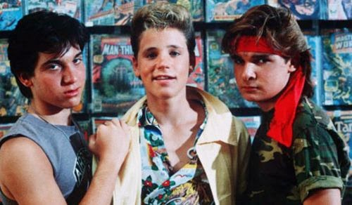 The lost boys, 4