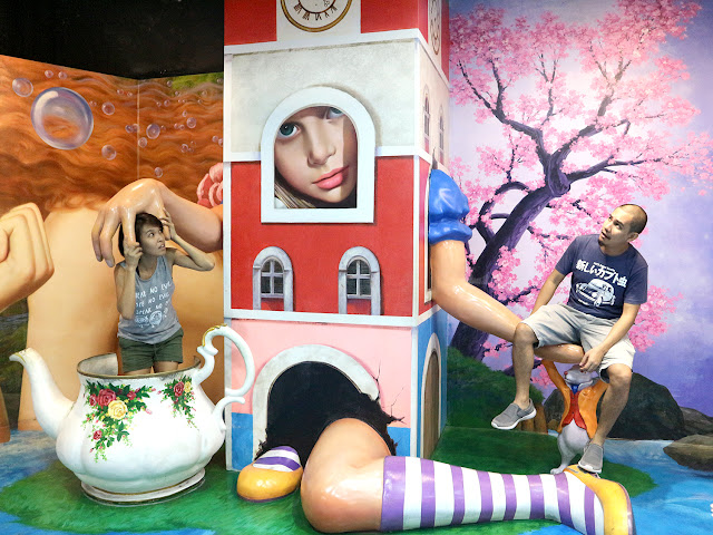 Singapore Trick Eye Museum