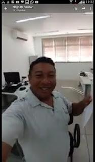 José Roberto (nego de Sansão ), rebate matéria do portal independente e portal mídia e se declara inocente