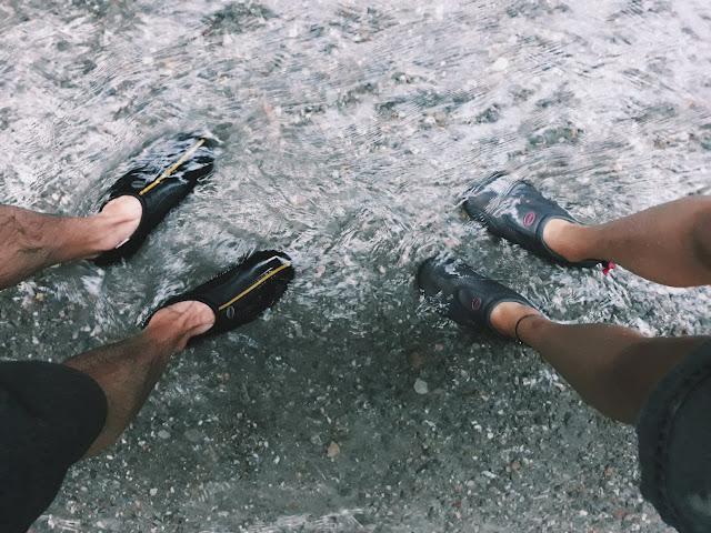 zimna woda Alcantara