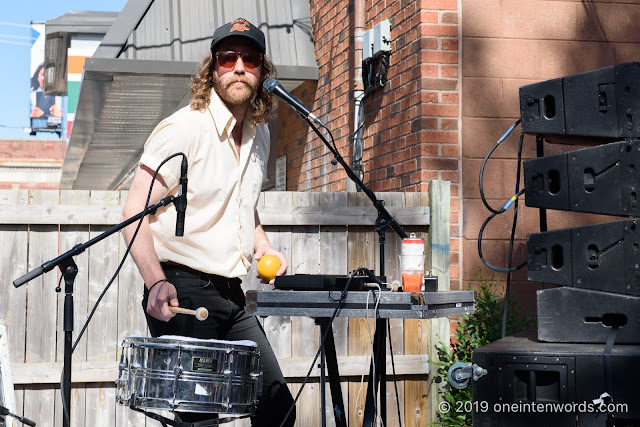 Dusted at The Royal Mountain Records BBQ at NXNE on June 8, 2019 Photo by John Ordean at One In Ten Words oneintenwords.com toronto indie alternative live music blog concert photography pictures photos nikon d750 camera yyz photographer
