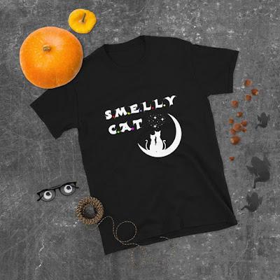 Smelly Cat Tshirt, Smelly Cat Tee, Smelly Cat Shirt