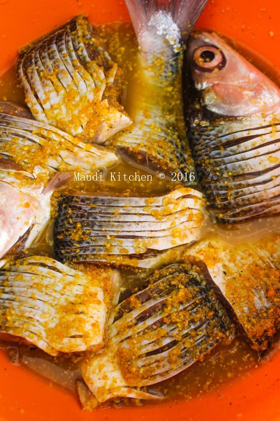 Maudi S Kitchen Bandeng Goreng Bebas Duri Tanpa Presto Makanan Ikan Resep Ikan Ide Makanan