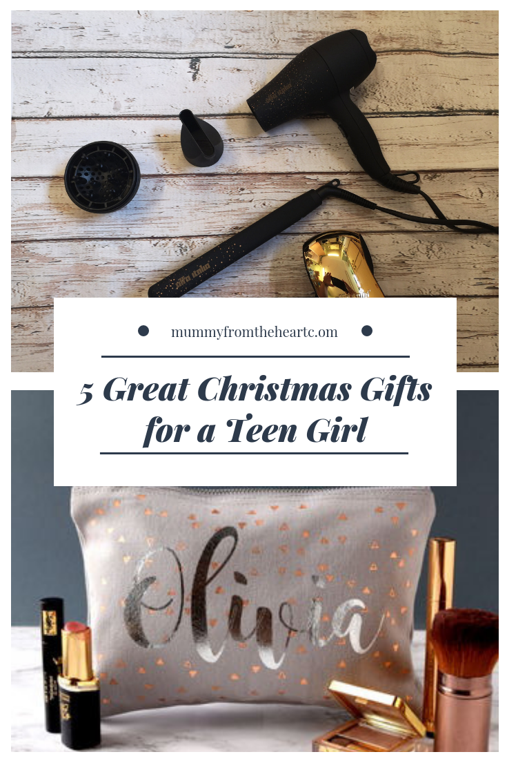 Mummy From The Heart: Christmas Gift Guide: 5 Things Every Teen Girl ...