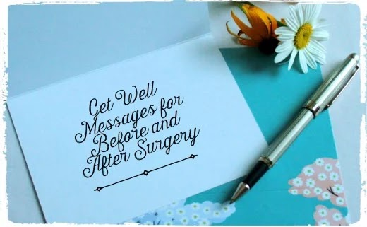 Best Wishes Messages Before Surgery