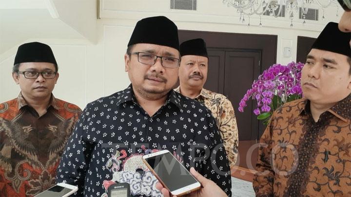 GP Ansor Sebut MUI Sering Jadi Kompor