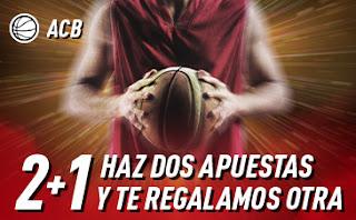 sportium promocion acb hasta 17 noviembre 2019