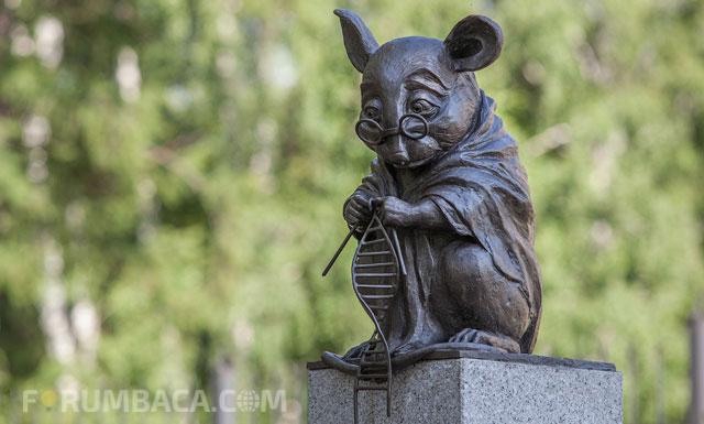 Tikus adalah salah satu hewan pahlawan lahirnya ilmu pengetahuan