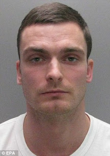 Jailed paedophile Adam Johnson attacked in prison showers by fellow inmate