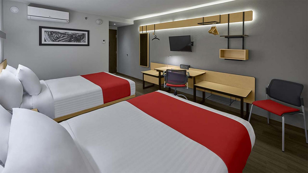 HOTELES CITY EXPRESS NUEVA PROPIEDAD HERMOSILLO 02