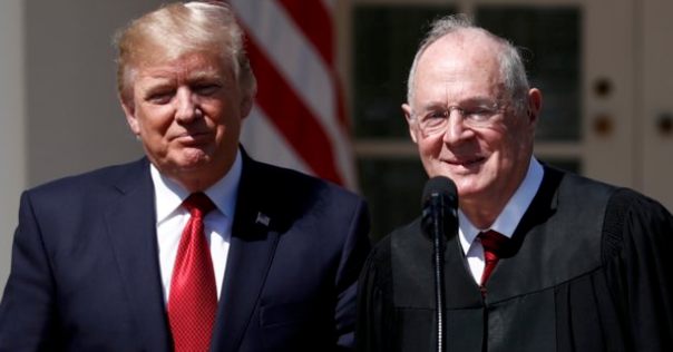Justice Kennedy retiring, giving Trump major high court pick