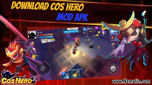 download cos mod apk