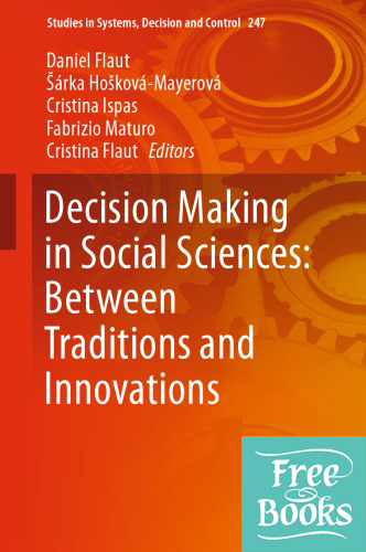 Decision Making In Social Sciences