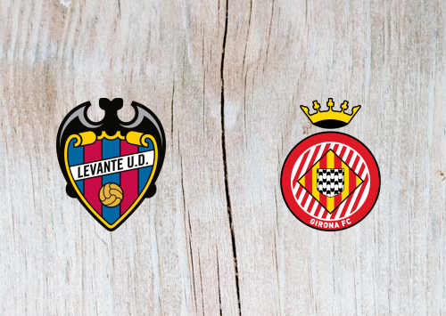 Levante vs Girona -  Highlights 4 January 2019