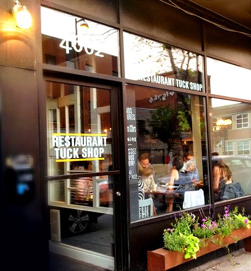 International restaurant reviews