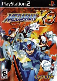 Mega Man X8 PS2