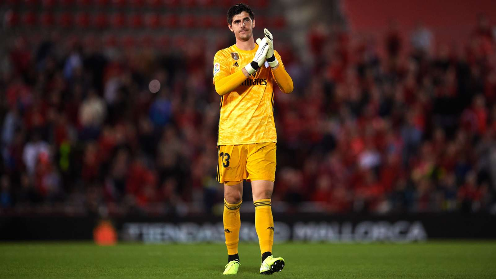 Courtois: Focus our weapon against Paris and Bale is a real professional