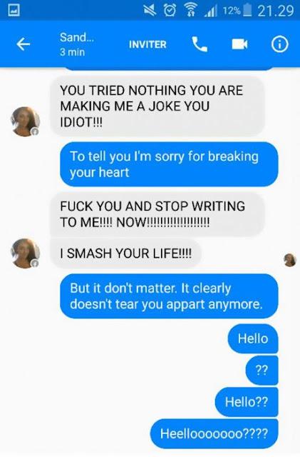 Responde con letra de éxito de Adele a intento de extorsión