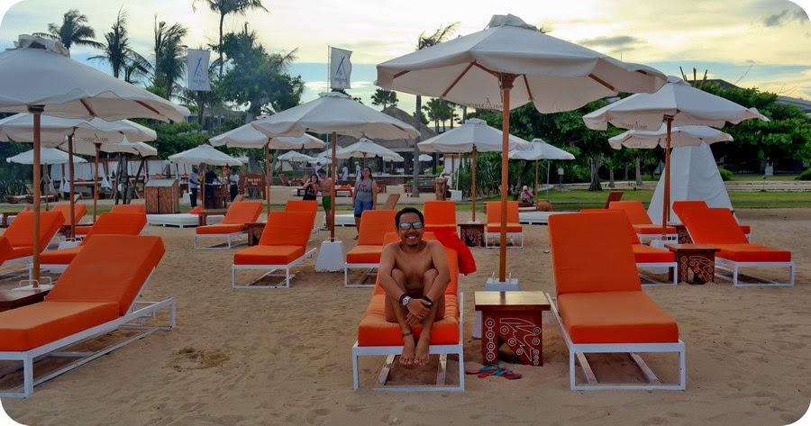 Nikki Beach Kawasan BTDC Nusa Dua Bali