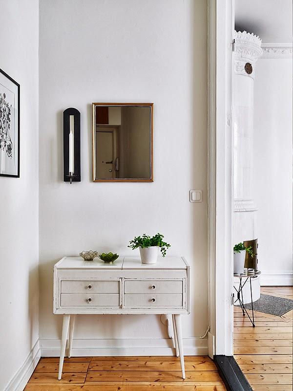 El bureau decorar pasillos - Decorar pasillos con cuadros ...