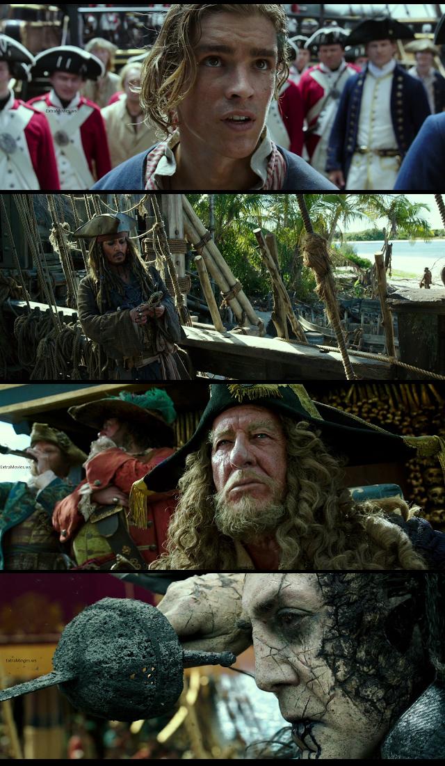 Pirates of the Caribbean 2017 Dual Audio