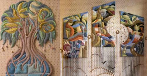 ماهو فن النسيج
