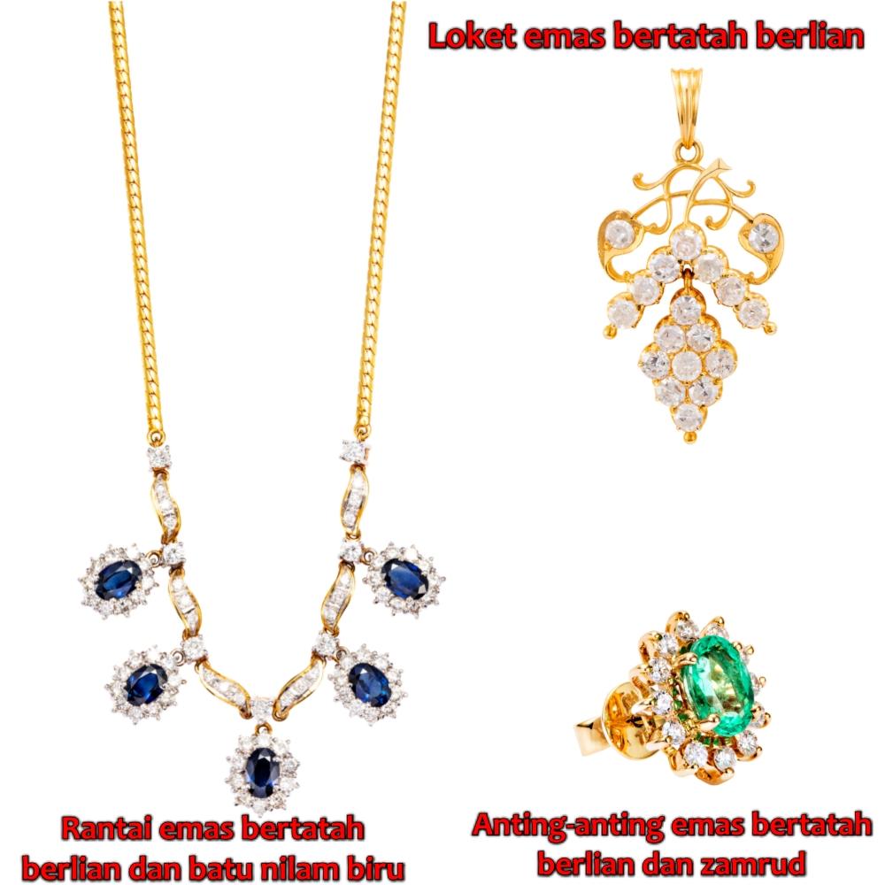 Chantique, Antique, Gold, Dato' Sri Meer Habib, Habib Jewels, Rare, Rawlins GLAM