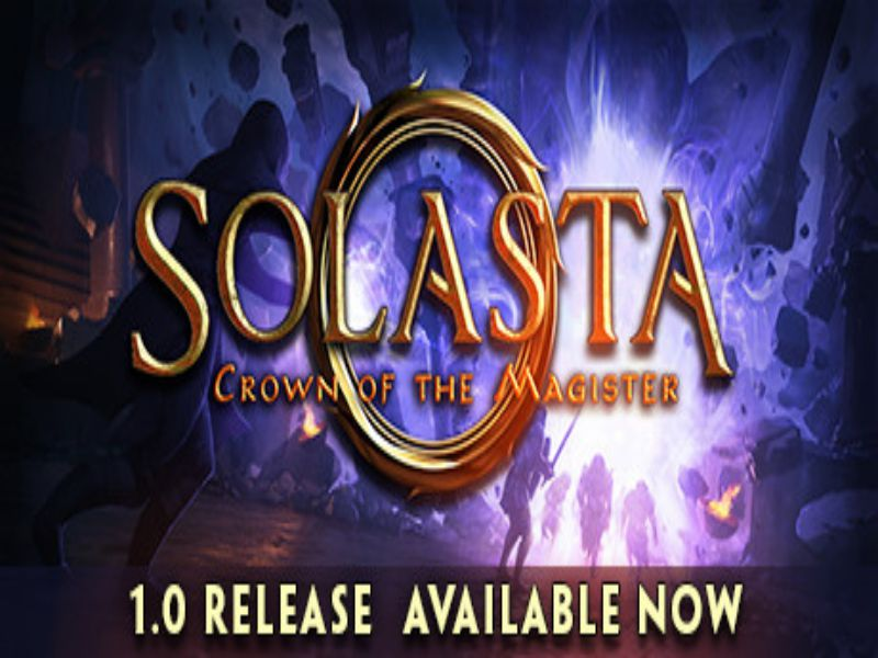 Download Solasta Crown of the Magister Game PC Free
