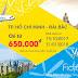 Du lịch Đài Loan Giá rẻ với vé máy bay khuyến mãi chỉ từ 650.000đ