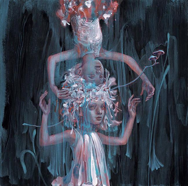 James Jean art - www.jamesjean.com